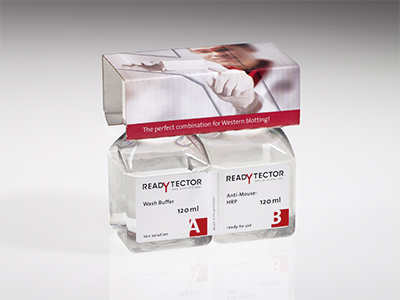 Ordering ReadyTector® for immunodetection
