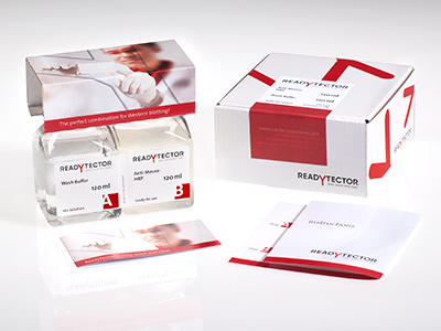 ReadyTector® the perfect combination for Western Blotting